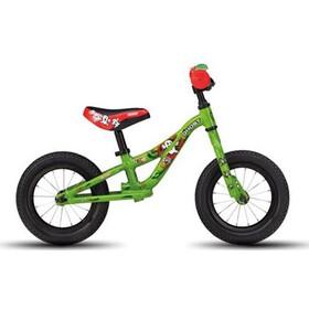 Ghost Powerkiddy AL 12 Kids Push Bikes Children green